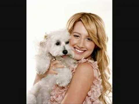 """Ashley Tisdale - """"Too Many Walls"""" NEW 2008 SONG!!"""