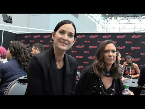 Carrie-Anne Moss Talks Memento's Lasting Legacy, Considers Film Best Work (Interview)