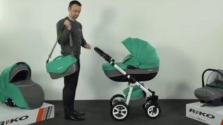 Видео-обзор коляски Riko Nano / shop-kind.ru