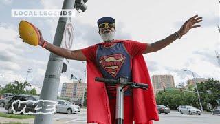 75 Arrests, 134 Marathons & 1 Stabbing: Kansas City Superman