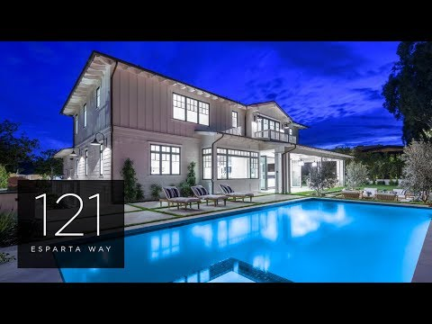 Newly Constructed, Luxury Living in Santa Monica | 121 Esparta Way