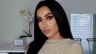 Kim Kardashian makeup style tutorial Ким Кардашьян макияжи Макияж как Ким Кардашьян