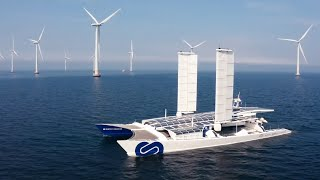 First boat to make its own hydrogen fuel from seawater