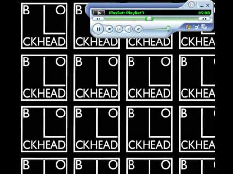 George The Human Pidgeon - The Blockheads 'Live'  - Maida Vale 28/08/09