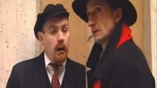 Улицы разбитых фонарей Новогодняя серия2 Смешной кадр2часть