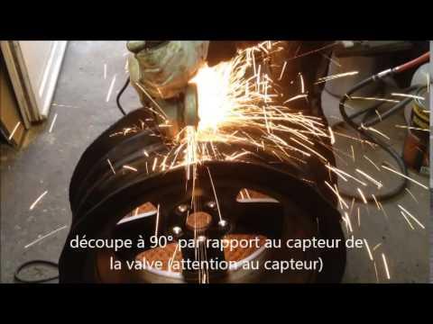 Bsr Runflat Toyota Rav4 D4d 177cv Youtube