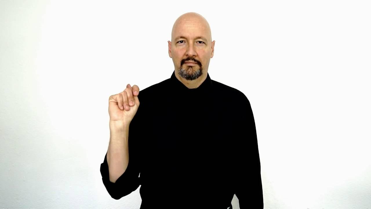 Bathroom American Sign Language Asl