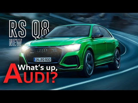 The new Audi RS Q8 | What's up, Audi? #25
