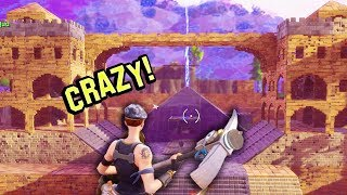 Fortnite Funny and WTF Moments (INSANE BASE!) (Battle Royale)