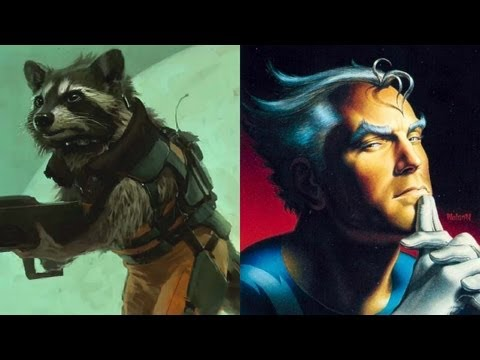 Joss Whedon Talks 'Guardians of the Galaxy' & Quicksilver
