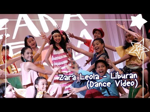 Cover Lagu Zara Leola - Liburan (Dance Video) HITSLAGU