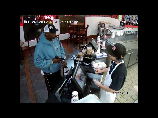 This Jimmy John's Employee Was Chill AF When A Robber Pointed A Gun In His  Face