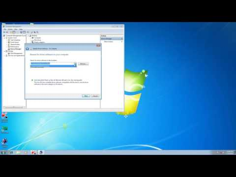 How To Update Wifi Driver For Popular  Wifi Device - Windows 7