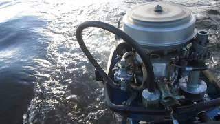 outboard motor Ветерок8м 89г.в