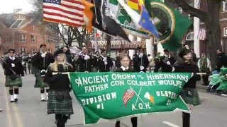 Ancient Order of Hibernians (AOH) Ulster County NY
