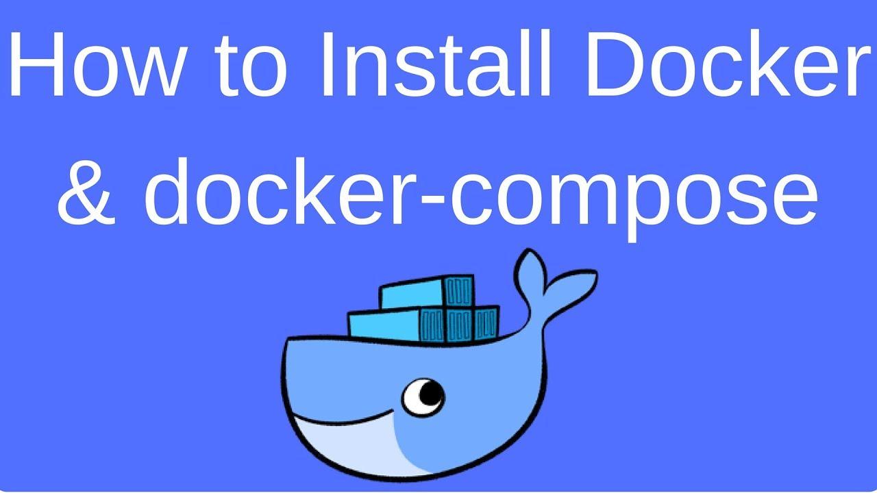 docker compose install