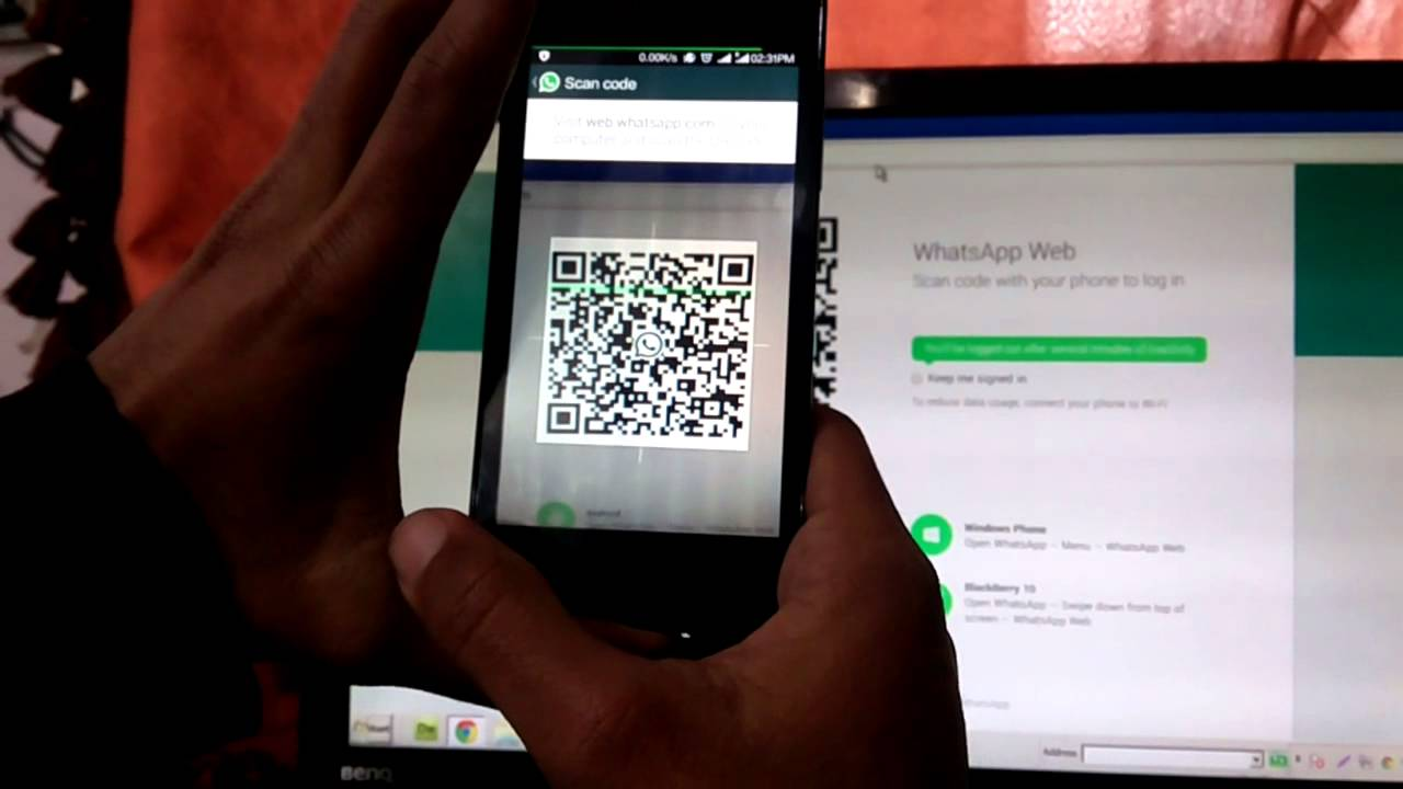 How To Use WhatsApp Web | How to Scan Whatsapp Web QR Code?