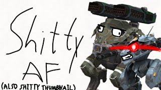 Shitty War Robots Animation