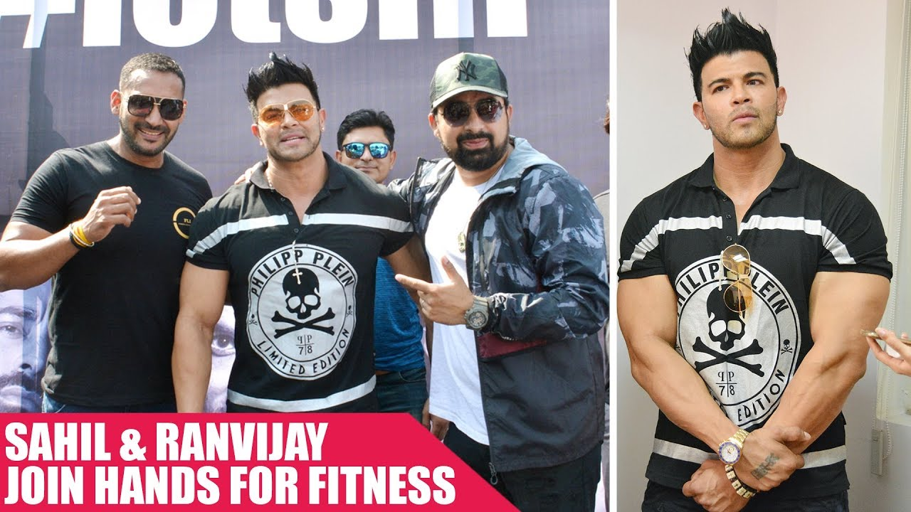 1676ec4a10 Sahil Khan and Ranvijay Come Together For New Fitness Reality Show ...