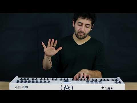 Improvisation with Neova ring