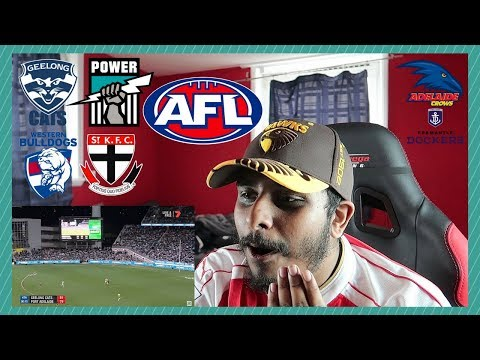 Reaction to #AFL Round 10 Games