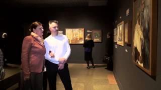 видео Искусство в эвакуации
