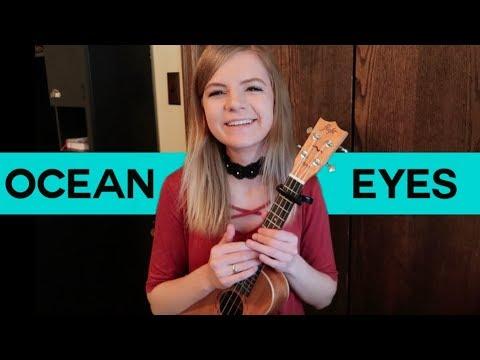 Ocean Eyes - Billie Eilish (ukulele cover)