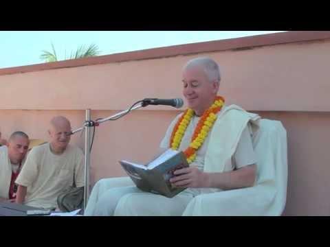 Чайтанья Чаритамрита Мадхья 15.186-302 - Чайтанья Чандра Чаран прабху