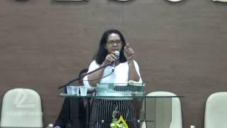 Ministração Irmã Rosinha no Culto Evangelístico - 23 02 2020 - AD Pinheiro