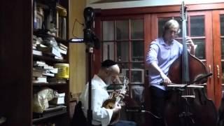 Andy Statman Trio - P1010203 12-3-15 Charles Street Synagogue, NYC