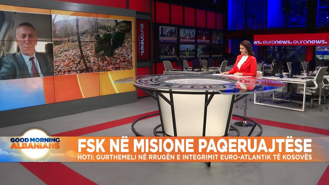 FSK në misione paqeruajtëse, Anton Quni: Po përmbushim të gjitha parakushtet për të qenë në NATO