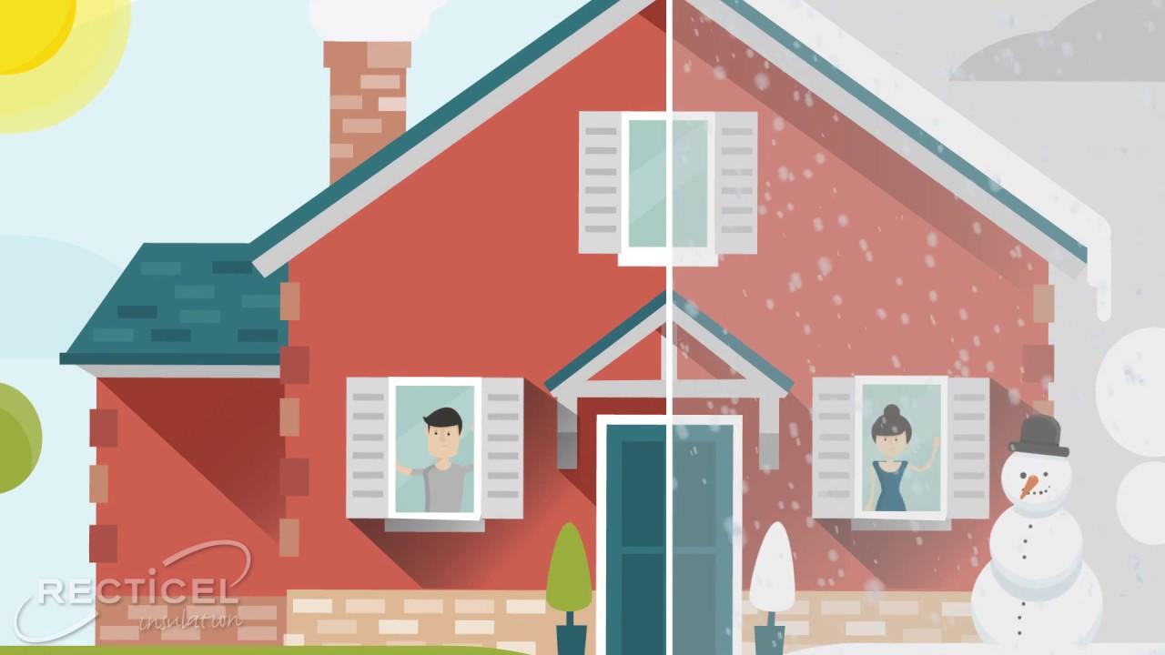 fitforall home de recticel insulation le panneau d. Black Bedroom Furniture Sets. Home Design Ideas
