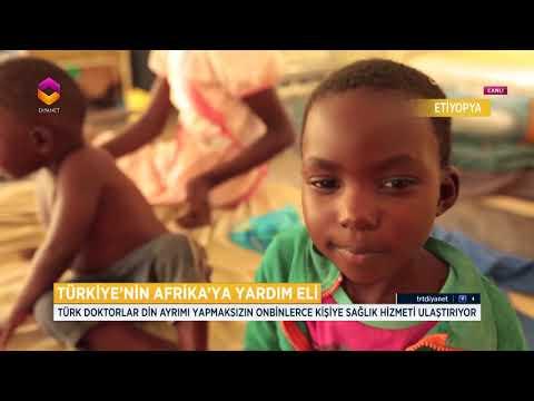 Türkiye'nin Afrika'ya Yardım Eli