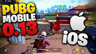 PUBG Mobile BETA 0.13.0 for Ios and Android | How to download pubg beta for ios