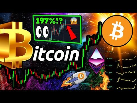 BITCOIN to SURGE 197%!!? Altcoins EXPLODE! Ethereum 2.0 & TOP Developer PICK 2020 🚀