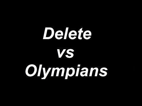 Delete Vs Olympians  ИГРЫ ЗА ВЫХОД В ПОЛУФИНАЛ   BROTHERHOOD TOURNAMENT