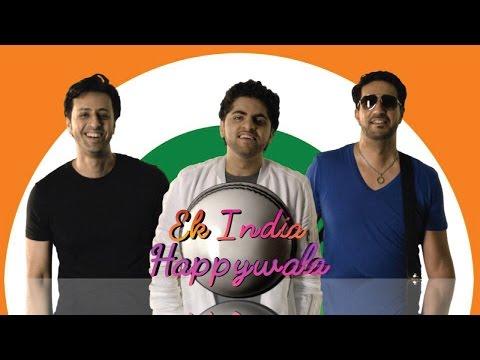 Ek India Happywala | Official IPL Anthem 2016 | Salim Sulaiman ft. Raj Pandit