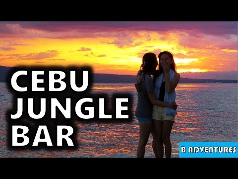 Jungle Bar Karaoke, Santander Cebu Philippines S3, Vlog 96