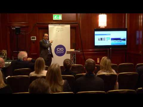 Smart Cities, Smart Communities, Smart Business - Rick Robinson, Amey (Part 1)