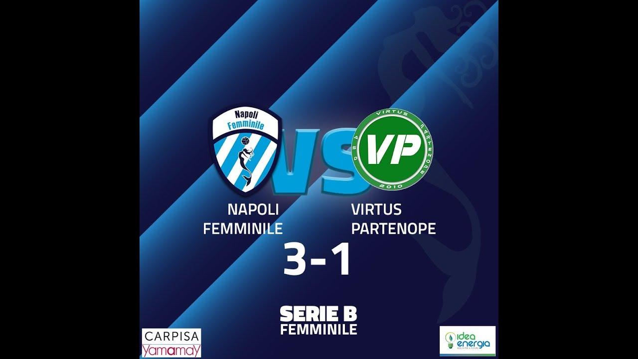 Napoli Femminile vs Virtus Partenope