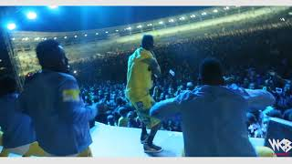 Diamond Platnumz - Live performance at Dar es salaam Taifa Stadium)part4