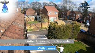 Gutter Cleaning in Chippenham