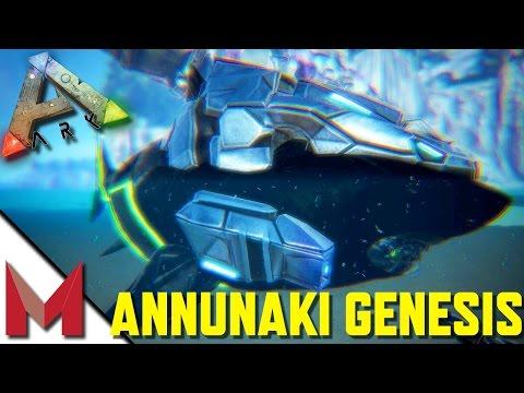 ARK: ANNUNAKI GENESIS MOD - BIONIC DODO, SHARK, MOSA and TROLOBITE! - S2E15 GAMEPLAY