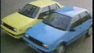 """Car dance """"Isuzu Gemini - Waltz"""""""