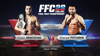 Gambar cover FFC 29: Mladen Brestovac vs. Dzevad Poturak