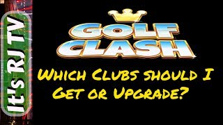 Golf Clash Best Clubs List for beginners to pros