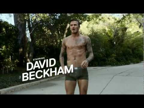 H&M Spring 2013 Bodywear - David Beckham Directed By Guy Ritchie.