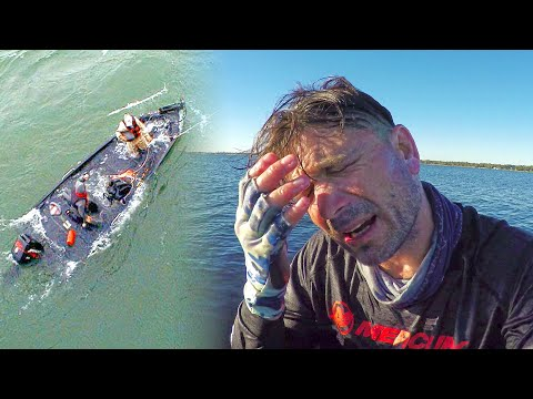 I Almost SUNK My BASS BOAT!!!!  EVERYTHING WENT WRONG!!!