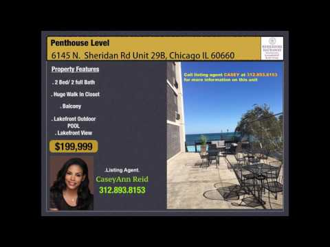 6145 N. Sheridan Rd, Condo For Sale, Chicago