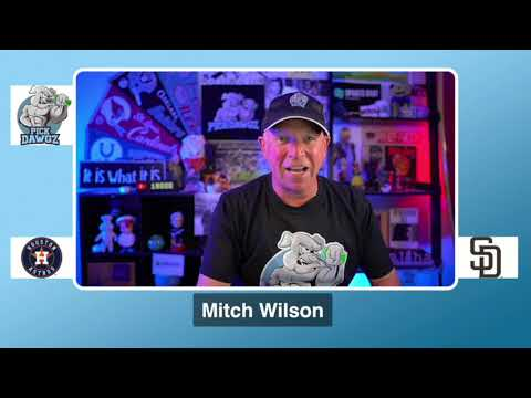 San Diego Padres vs Houston Astros Free Pick 8/21/20 MLB Pick and Prediction MLB Tips